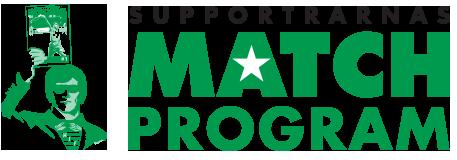 Supportrarnas Matchprogram